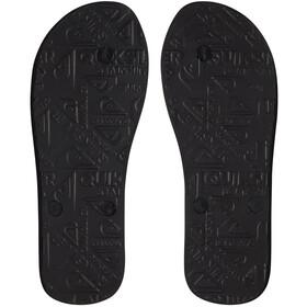 Quiksilver Molokai New Wave Sandals Men black/blue/black